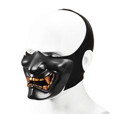 Head, airsoft', Cosplay, skull