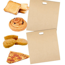 Lunch Bags, nonstick, Chips, toaster