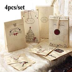 presentbag, Christmas, Gifts, Gift Bags
