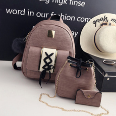 School, Fashion, womenbucketbag, women backpack