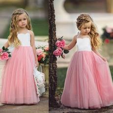 Bridesmaid, kidsgirlsdre, Princess, girlsweddingdre
