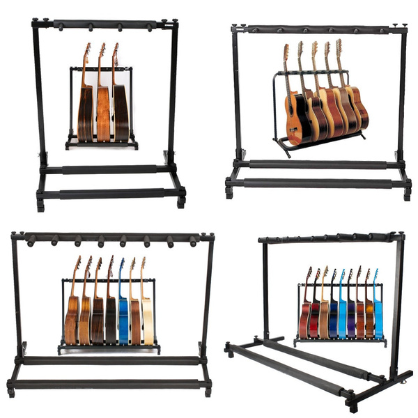 Musical Instruments, Bass, displayshelf, multiple