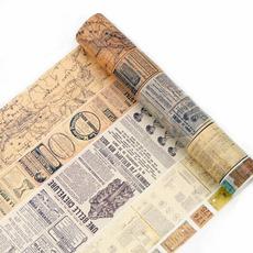 Decorative, Scrapbooking, washitape, Vintage
