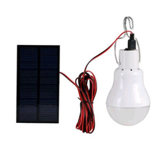 campinglamp, solarpoweredbulb, Rechargeable, led