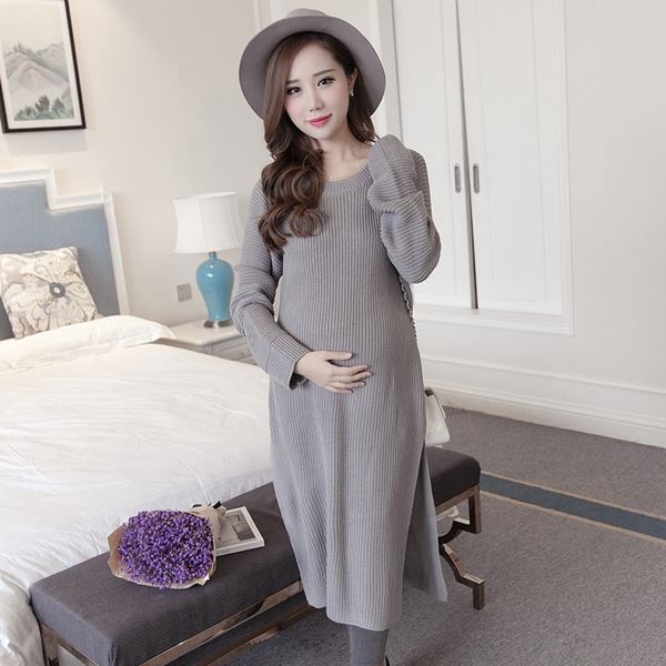 Fashion, pullover sweater, Dress, knitted