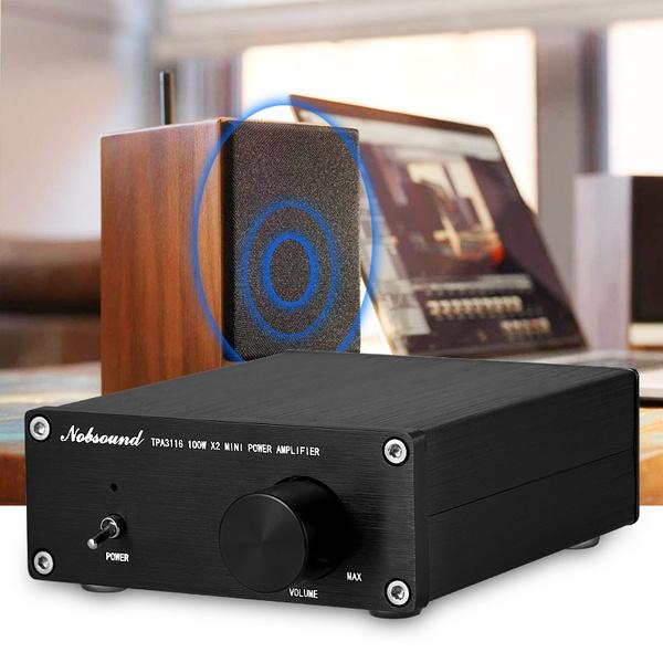 Mini, hifiaudioamplifier, classdamplifier, digitalaudioamplifier