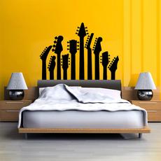 art, silhouette, Home Decor, artmuraldecal