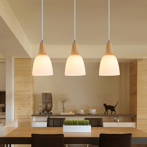 pendantlight, glasspendantlight, Home Decor, lamparasled