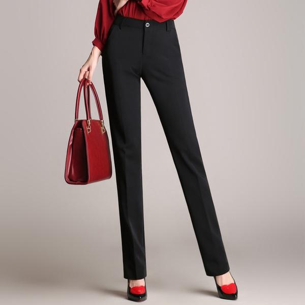 Plus Size, Office, pants, xxxxl