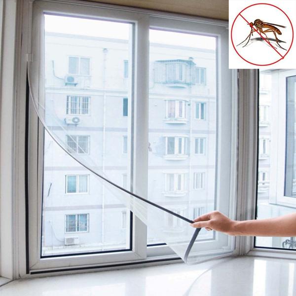 Door, insectmosquitodoorwindownet, velcrotape, diyinsectwindownet