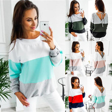 Fashion, Slim T-shirt, Sleeve, Long Sleeve