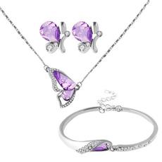 butterfly, Sterling, 925 sterling silver, Bracelet