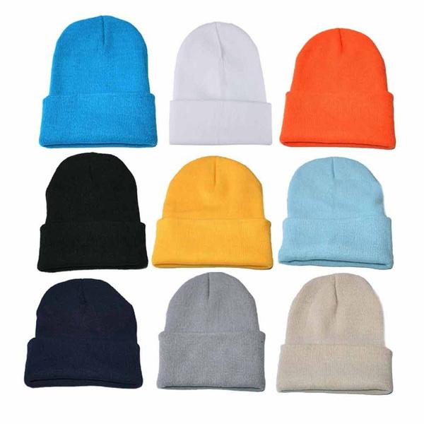 Hip Hop, Warm Hat, Beanie, Fashion