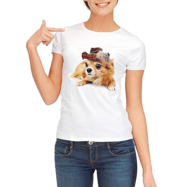 Fashion, Cotton T Shirt, summer t-shirts, funnypug
