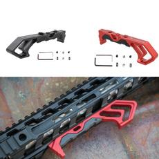 Grip, keymodmlok, angled, rail