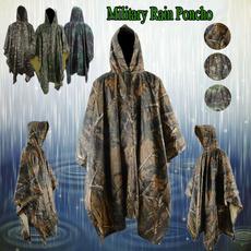 Outdoor, raincoat, tentcover, camouflage