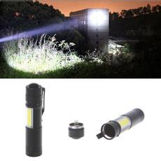Flashlight, Mini, Lighting, led