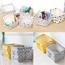 Box, Foldable, Underwear, Container