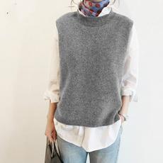 pull, Vest, Wool, Gel