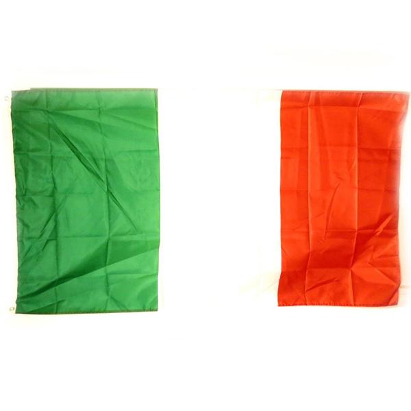 drapeaudecoratif, deco, vert, multicolore