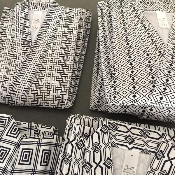 yukata, nightwear, Cotton Bathrobe, menbathrobe
