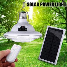 solarlight, Remote, Decoración de hogar, camping