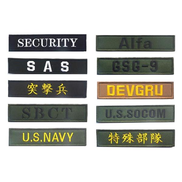 glowinthedarkbadge, embroiderypatche, militarypatche, clothbadge