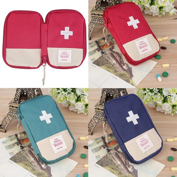 firstaidbag, medcinebag, portable, camping