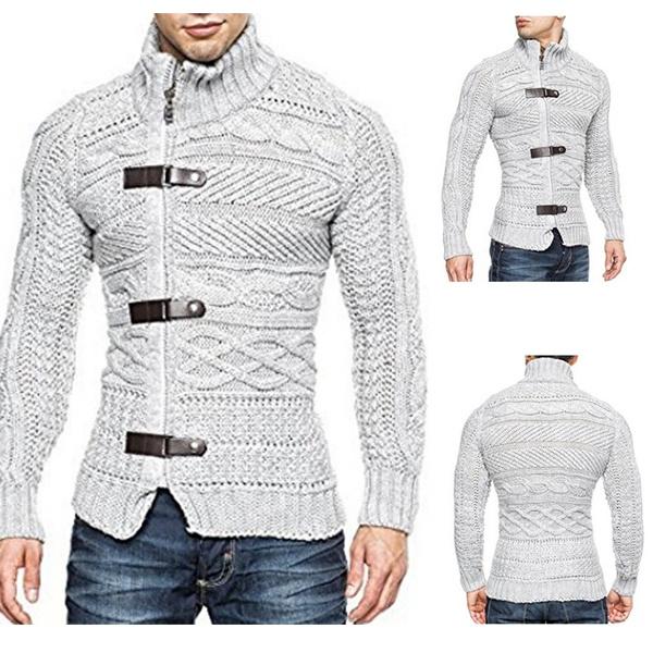 autumnwinter, men coat, Winter, knitwear