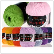 woolen, crocheting, yarnroll, Knitting