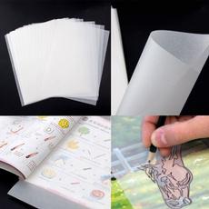 sulfuricacidpaper, tracingpaper, translucentpaper, Craft