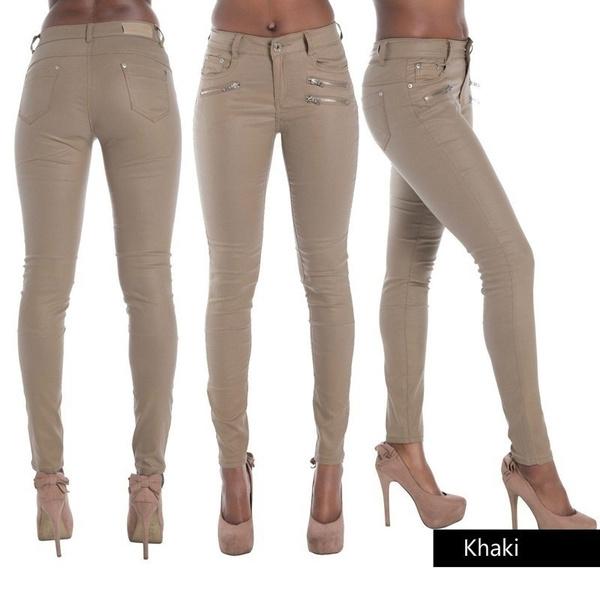 Women Pants, Fashion, skinny pants, Casual pants