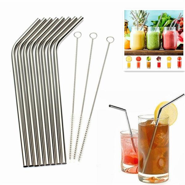 Steel, drinkingstraw, straw, reusablestraw