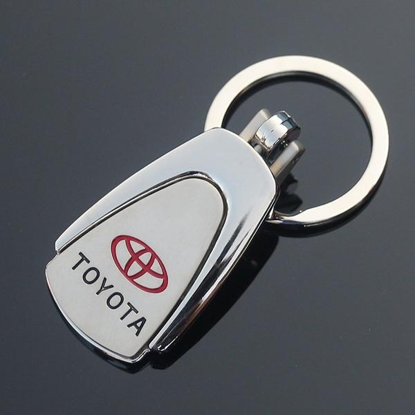 Keys, crown, toyotaprevia, Key Chain