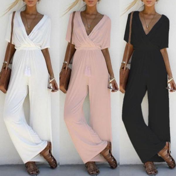 Fashion, clubwear, pants, Rompers