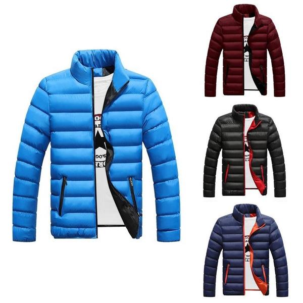 Jacket, Fashion, Winter, Long Sleeve