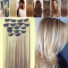 wig, Head, curlyhairextension, clip in hair extensions