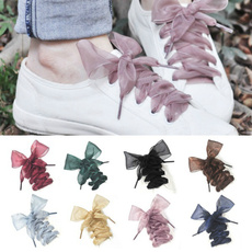Sneakers, womenshoelace, Lace, ribbonshoelace