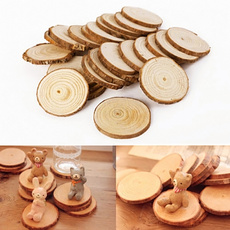 Wood, discflowerslice, wooddisc, woodcraft
