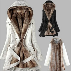 Fashion, fur, Winter, furhoodedcoat