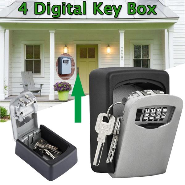 Lock, Box, keystoragebox, Outdoor