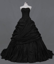 gowns, Goth, Bridal wedding, Dress