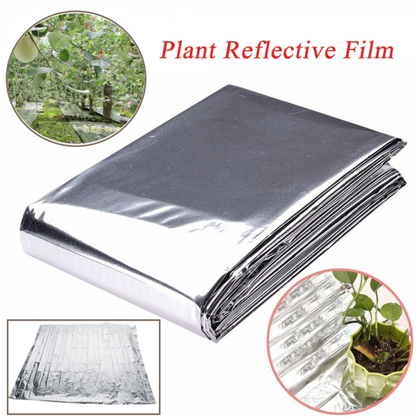 plantreflectivefilm, Plants, Gardening, growlight