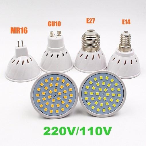 Light Bulb, Home Decor, ledspotlight, Home & Living