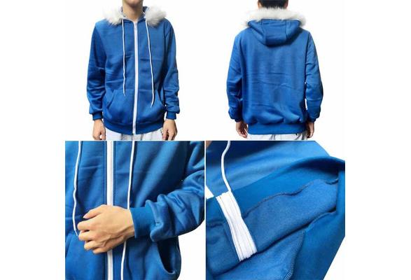 Kid/'s Undertale Sans Cosplay Costume Hoodie Coat Sweater Pullover Jacket
