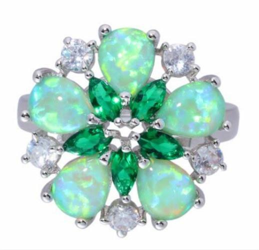 Beautiful, ringforwomen, Silver Jewelry, 925 silver rings