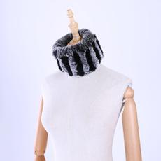 Scarves, Fashion, fur, Winter