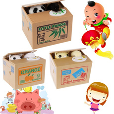 Collectibles, piggybank, Gifts, catcoinflight