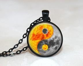 celestial, Jewelry, Sun, Moon