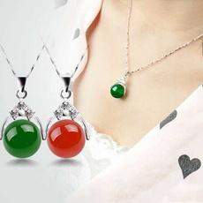 Natural, Jewelry, 矿chalcedony, jade